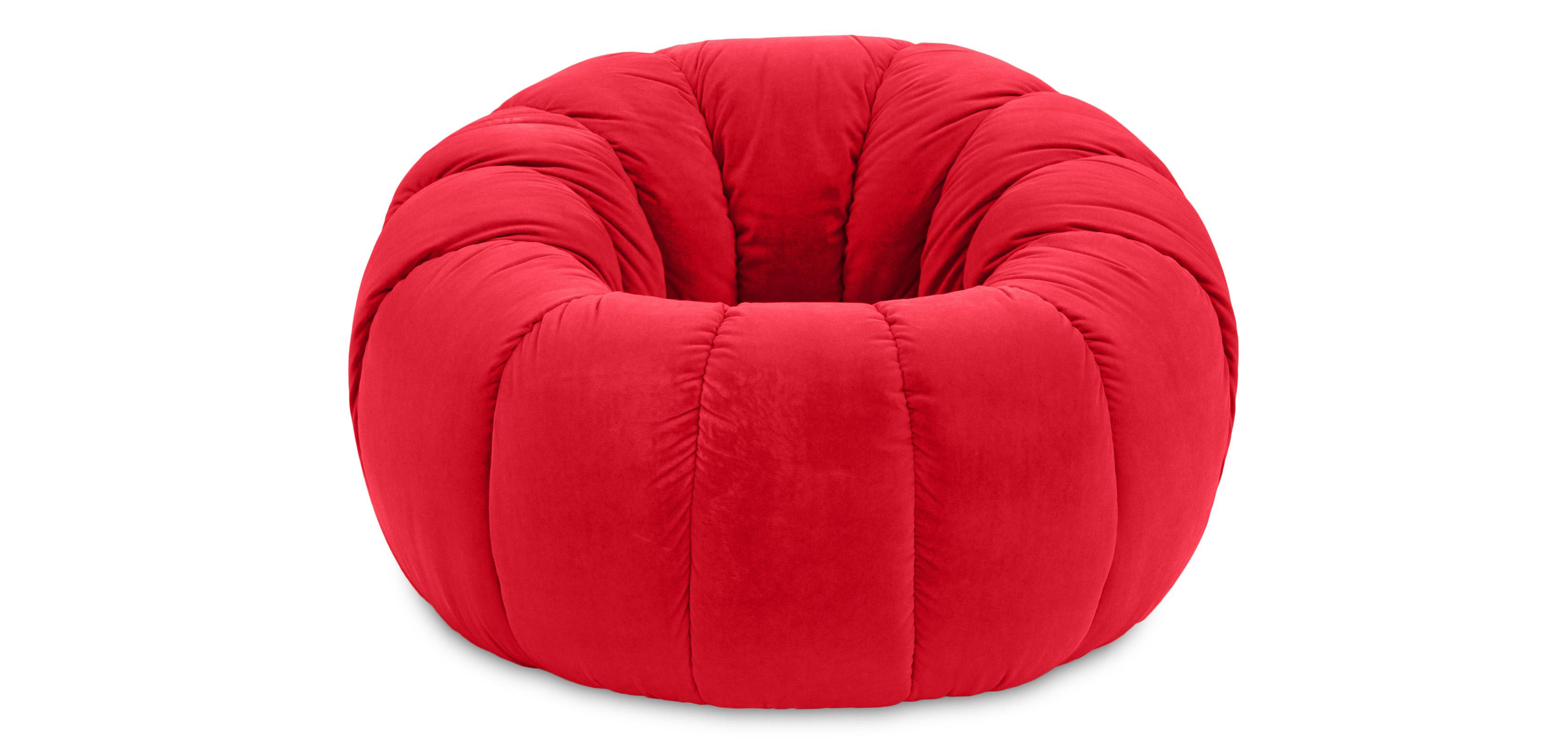 fauteuil pouf pumpkin - Fauteuil Et Pouf