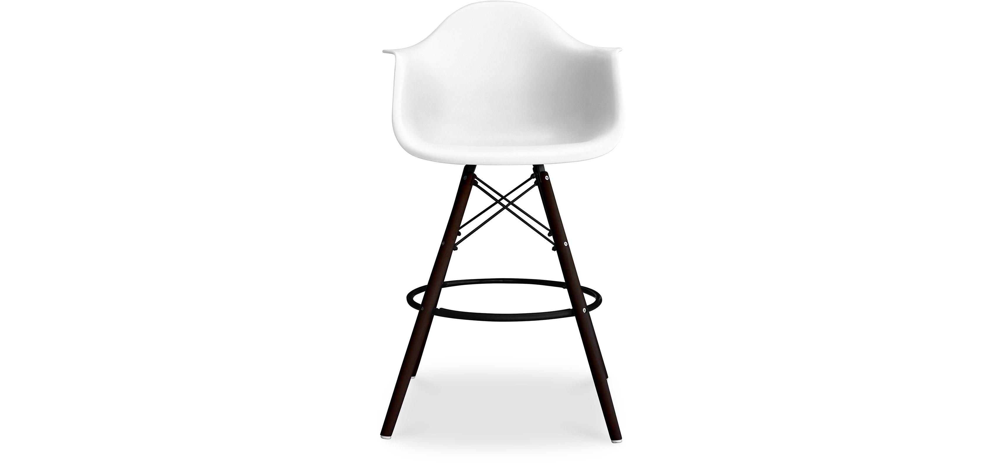 tabouret daw pi tement fonc charles eames. Black Bedroom Furniture Sets. Home Design Ideas
