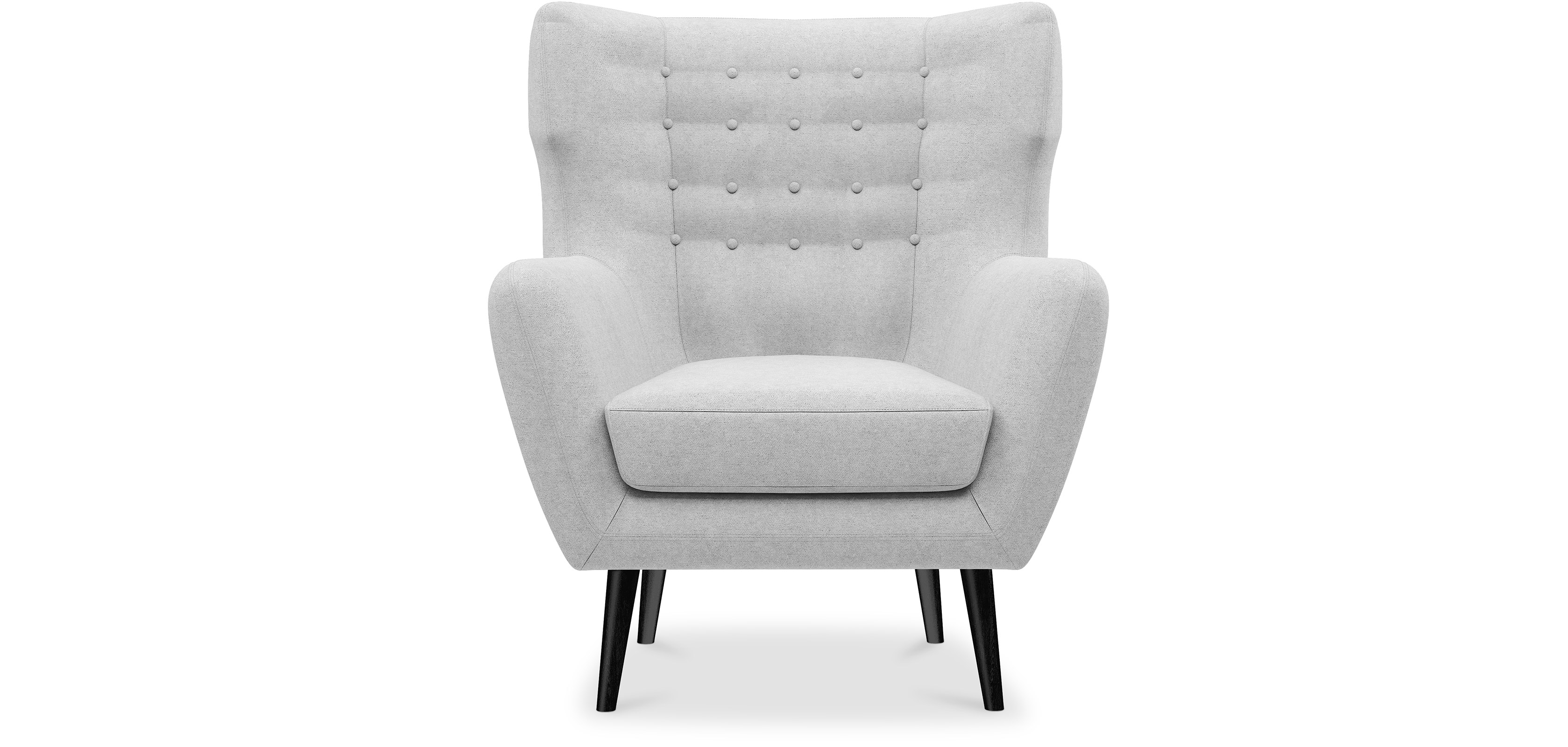 fauteuil style scandinave thor - Fauteuil Style Scandinave