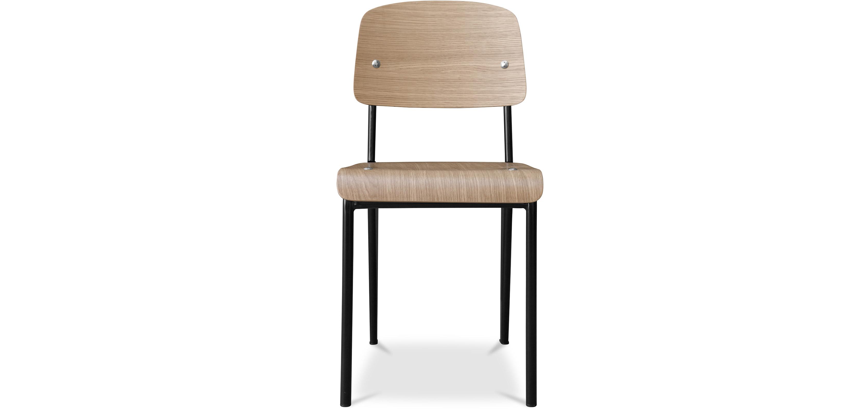 Chaise Design Standard Jean Prouvé