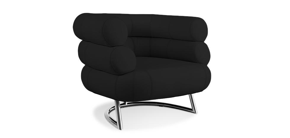 fauteuil bibendum eileen gray cuir premium. Black Bedroom Furniture Sets. Home Design Ideas