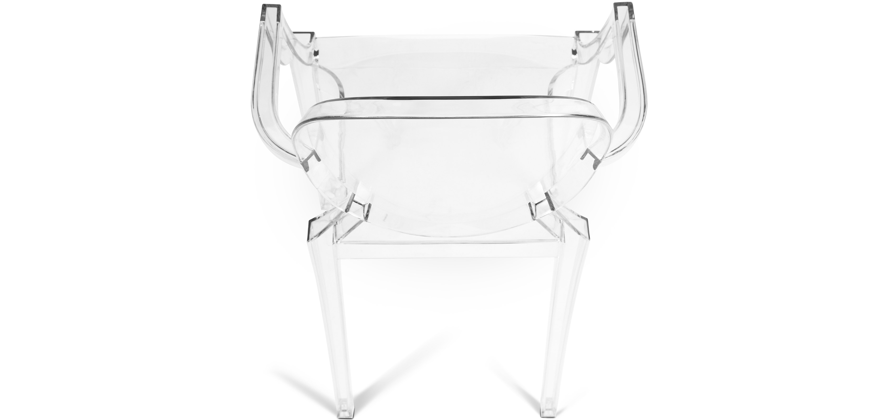 fauteuil louis ghost philippe starck. Black Bedroom Furniture Sets. Home Design Ideas