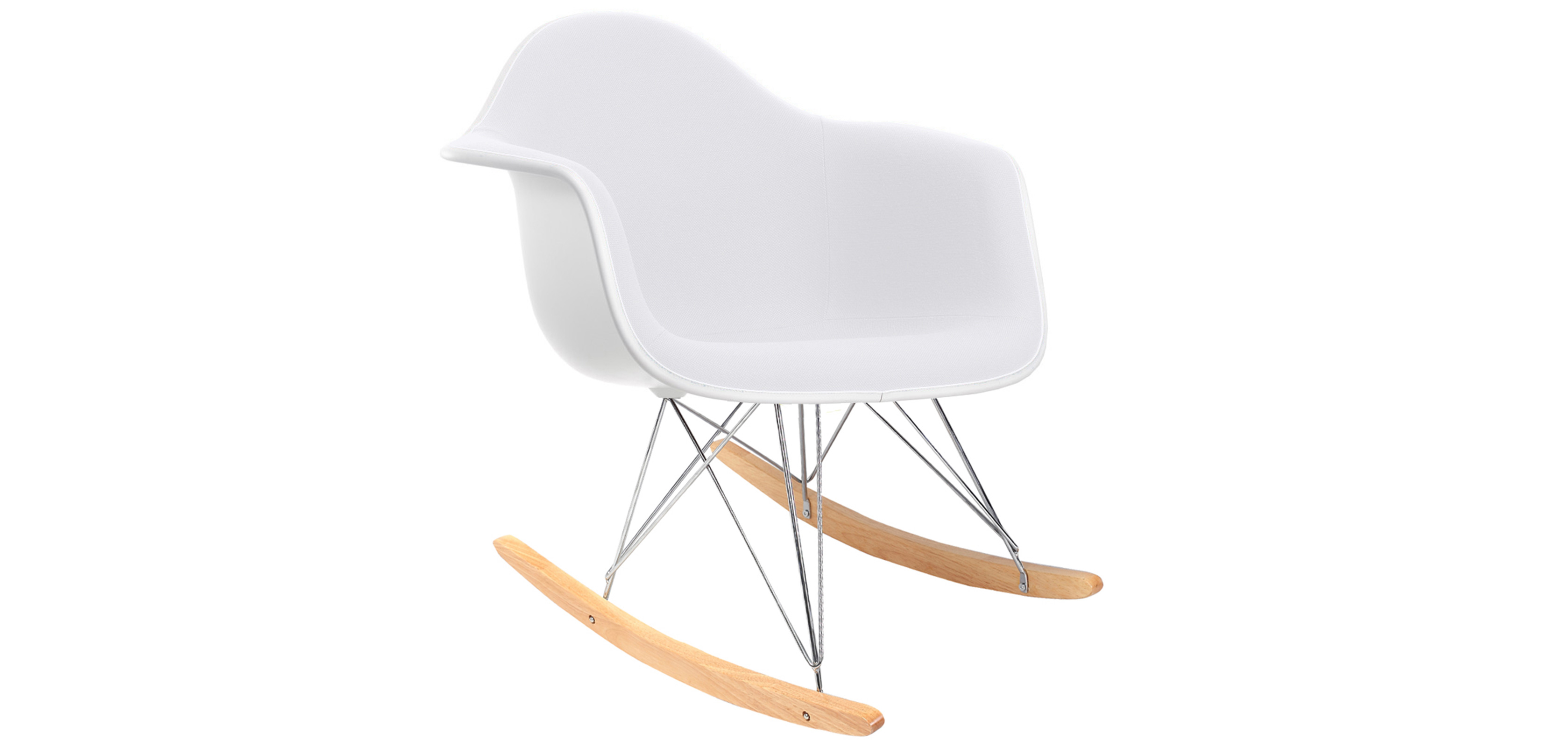 Chaise Bascule Affordable Fauteuil Eames New