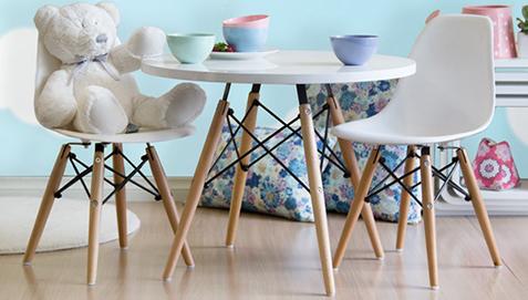 chaise enfant geneva polypropyl ne matt. Black Bedroom Furniture Sets. Home Design Ideas