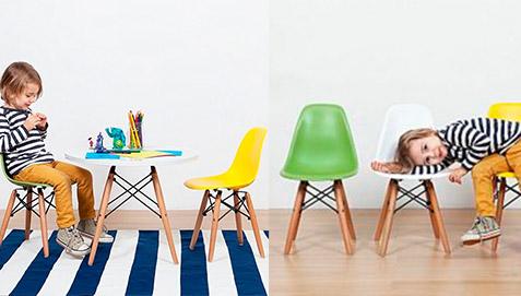 Vous Pouvez Galement Combiner Cette Table Geneva Junior Avec Une Des Chaises Enfants Que Nous Proposons