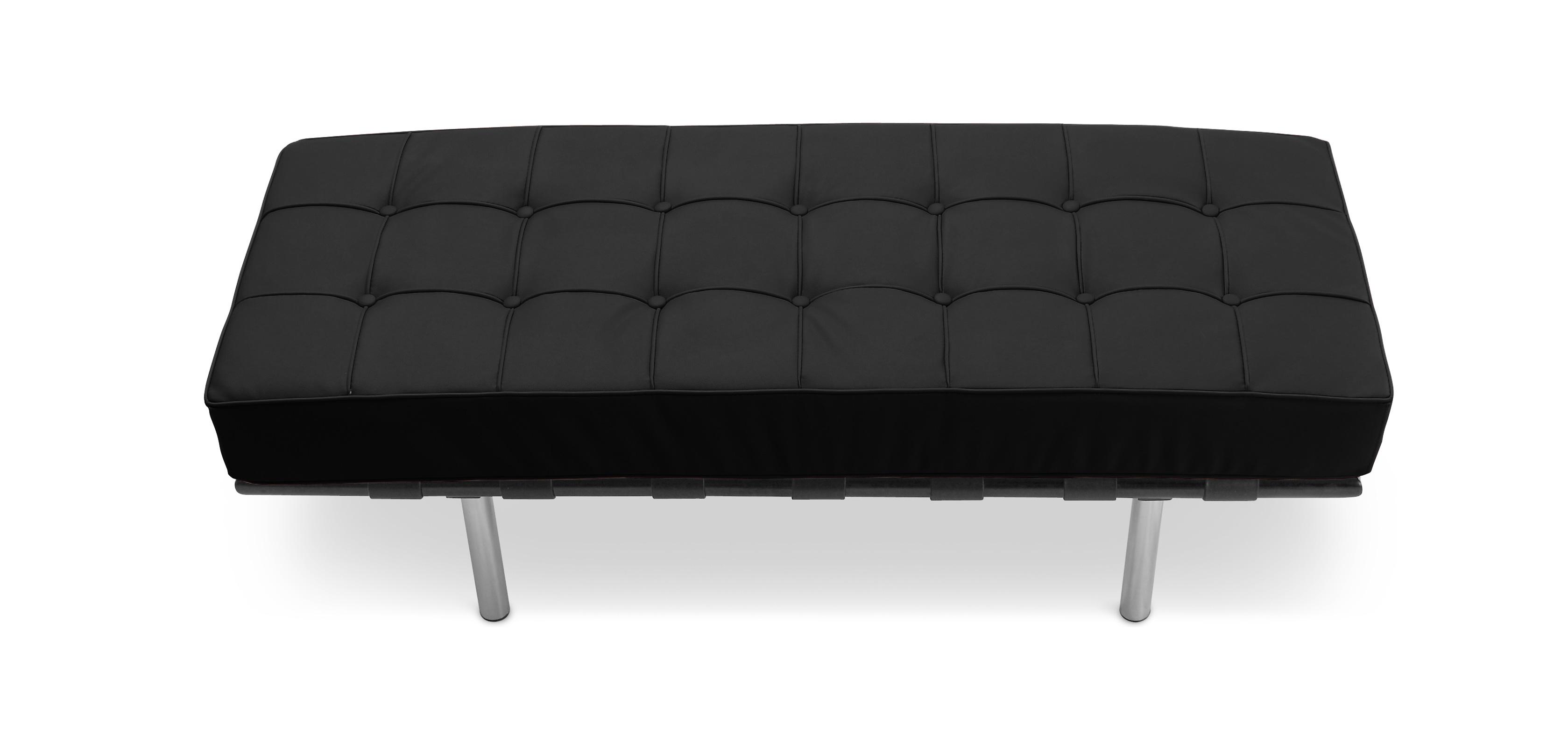 banc barcelona ludwig mies van der rohe. Black Bedroom Furniture Sets. Home Design Ideas