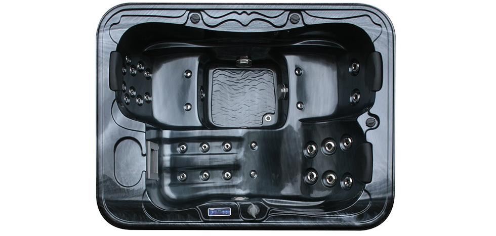 jacuzzi spa d 39 ext rieur san marino 3 places. Black Bedroom Furniture Sets. Home Design Ideas