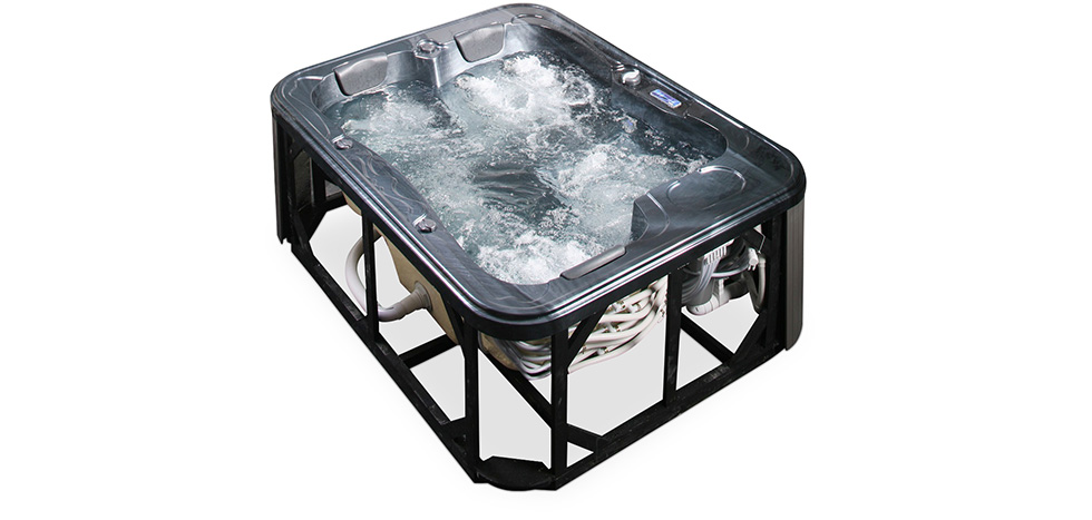 jacuzzi spa d 39 ext rieur san marino 3 places. Black Bedroom Furniture Sets. Home Design Ideas