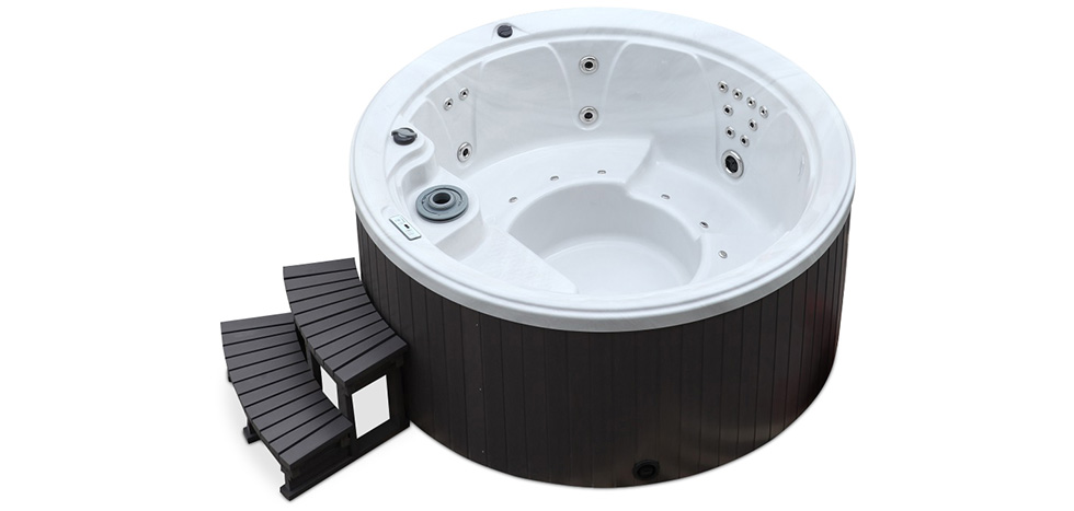 spa jacuzzi d 39 ext rieur. Black Bedroom Furniture Sets. Home Design Ideas