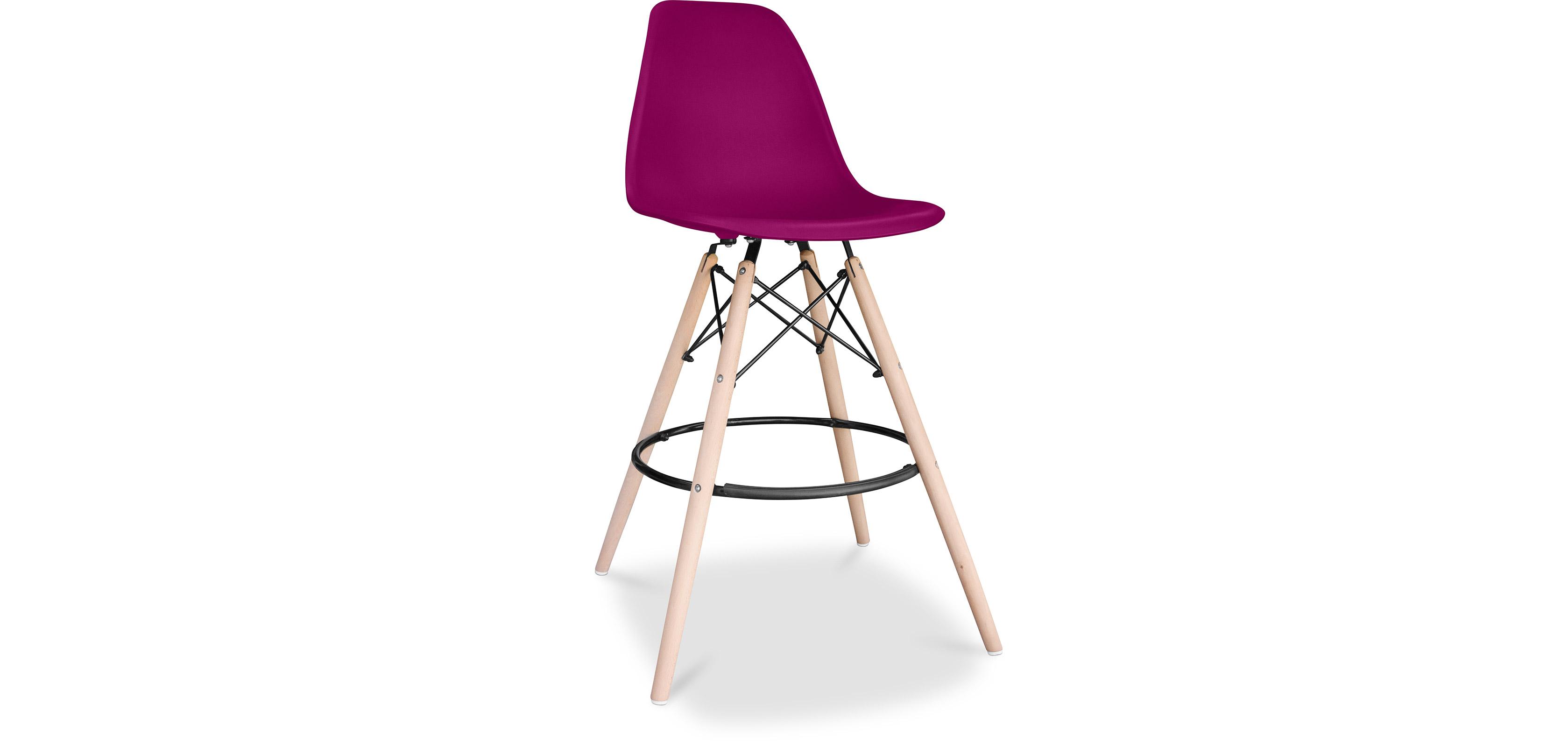 tabouret de bar dsw charles eames. Black Bedroom Furniture Sets. Home Design Ideas