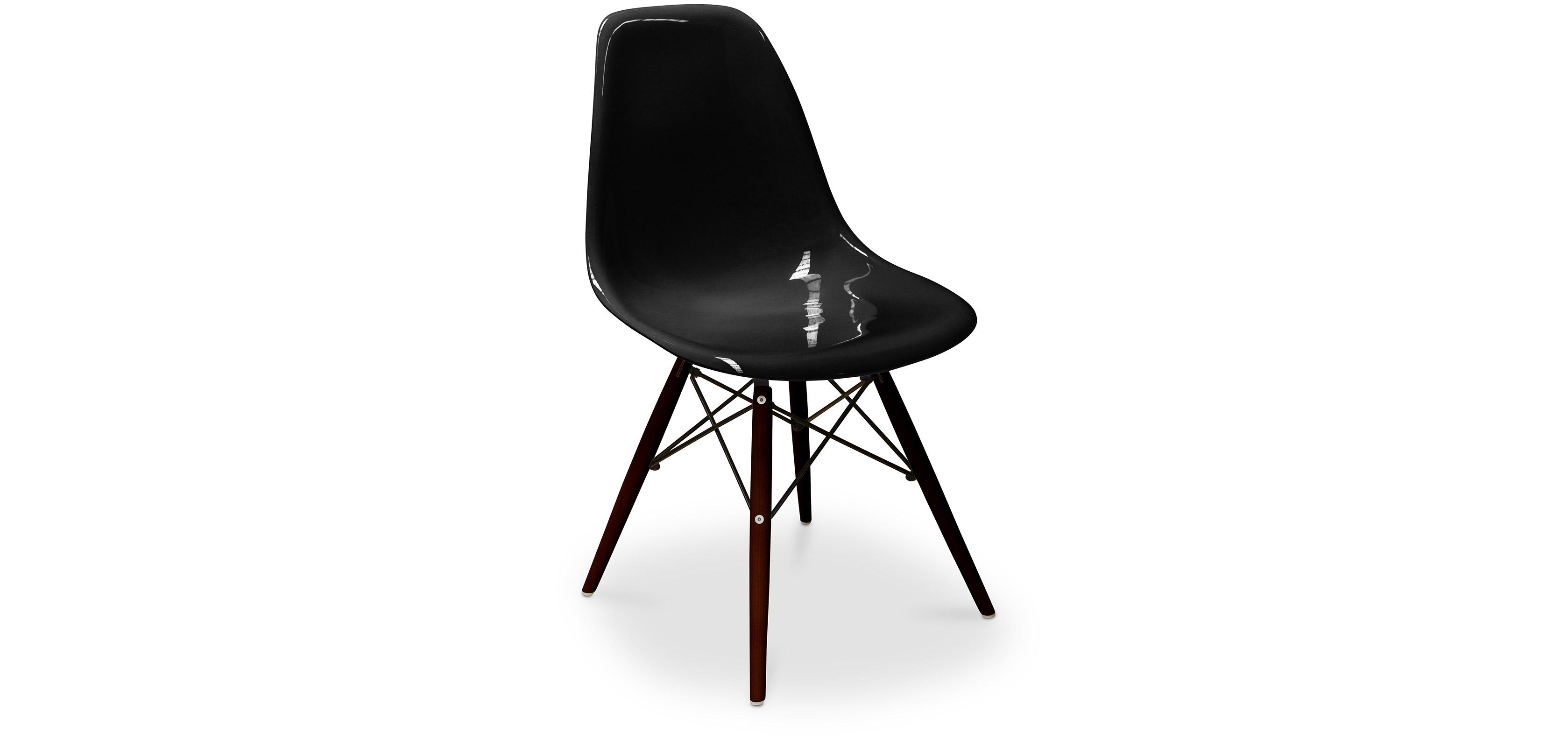 chaise dsw pi tement fonc charles eames. Black Bedroom Furniture Sets. Home Design Ideas