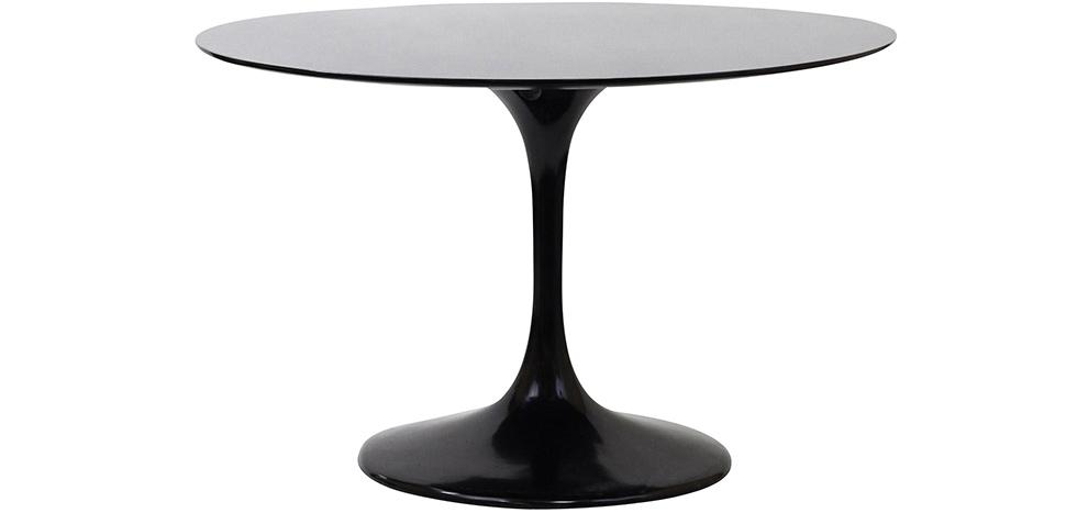 Table ronde Tulip fibre de verre Eero Saarinen