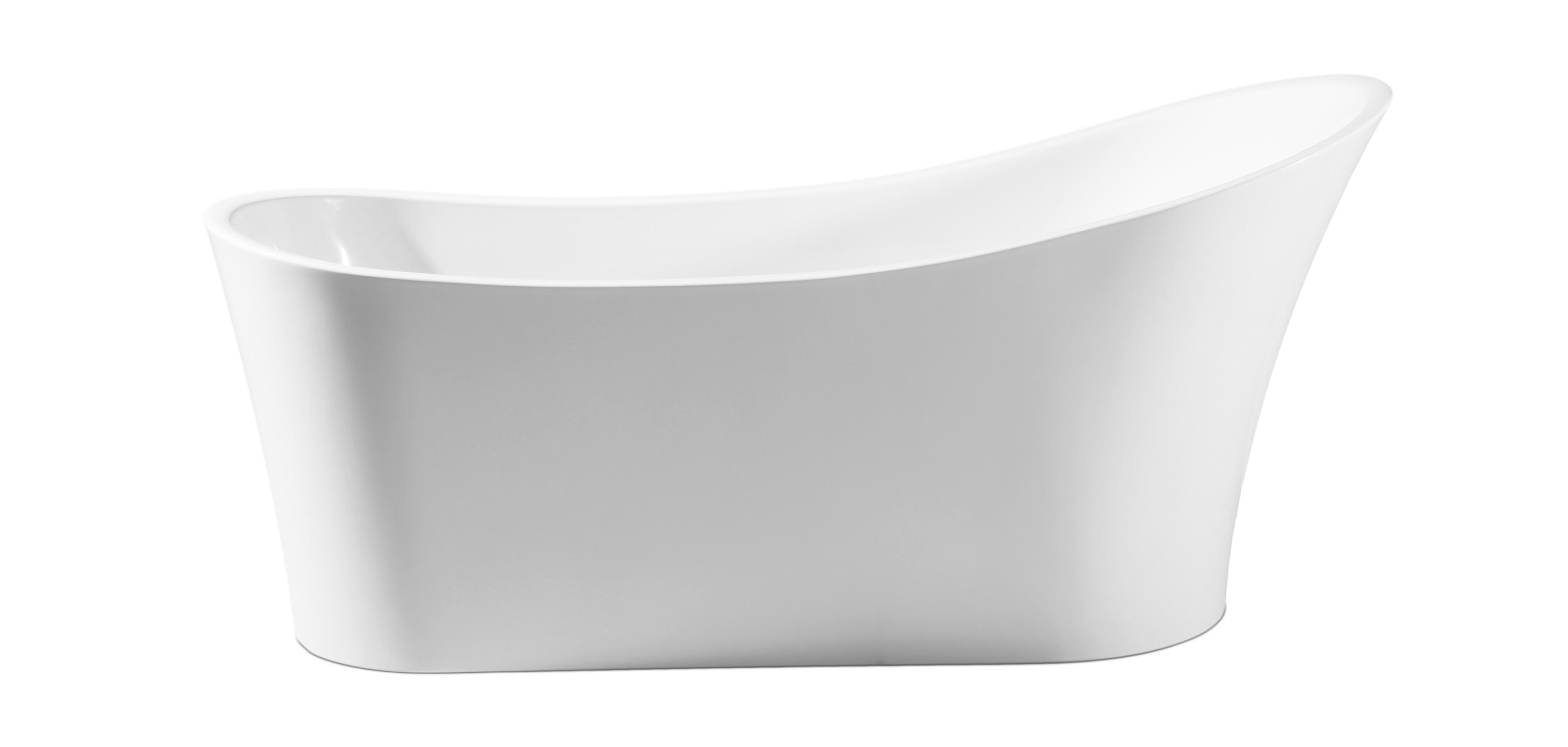 baignoire ilôt avro en acrylique