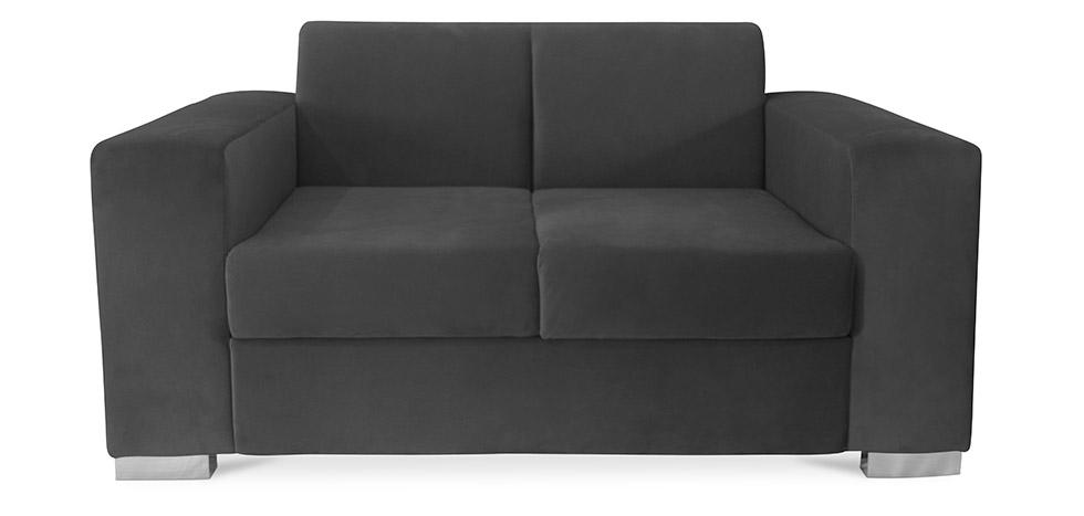 canap bas 2 places minimaliste - Canape Bas