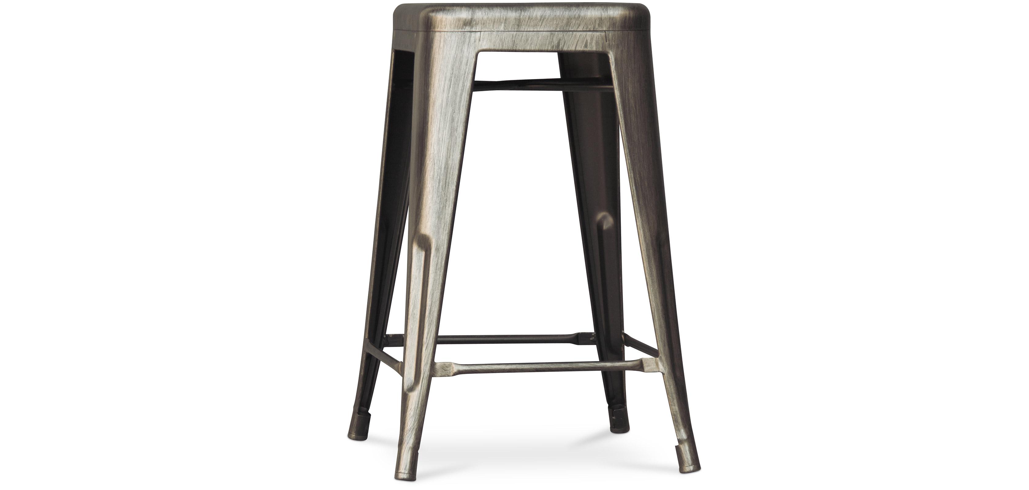 tabouret tolix xavier pauchard. Black Bedroom Furniture Sets. Home Design Ideas